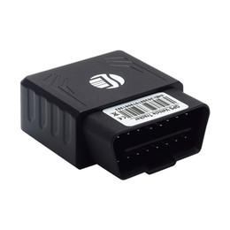 Vag Volvo Australia - Newest TK306 OBD GPRS GSM Car GPS tracker obd2 GPS Tracking Device gps tracker obd ii