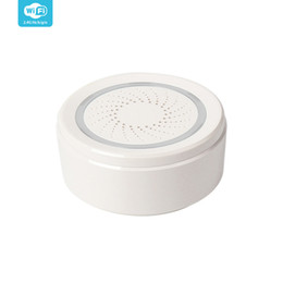 $enCountryForm.capitalKeyWord UK - Supports Echo Show and Google Home 2019 New Products Smart Life APP Wifi Controlled 100dB Siren Alarm Sensor System