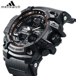 Brand Luxury Style Watch Australia - 2019 Top Brand Aidis Watch Men G Style Life Waterproof Sports Watches Luxury Analog Digital Sports Watches Men