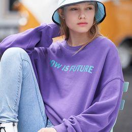 $enCountryForm.capitalKeyWord Australia - Toyouth Women Sweatshirt Warm Winter Hoodie Fall Harajuku Casual Tops Letter Print Long Sleeve Pullovers Female Tracksuit 2019MX190821