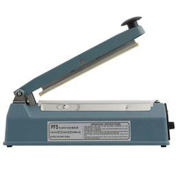 "China Metal 12"" 16"" Heat Sealing Hand Impulse Sealer Machine Poly Element Plastic Sealer suppliers"