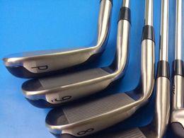 $enCountryForm.capitalKeyWord Australia - New Golf Club TT MBM-718 Silvery Iron 8 picec Suits 3-9.P Loft R S Flex Steel Shaft With Head Cover Free Delivery