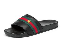 $enCountryForm.capitalKeyWord UK - Brand designer slippers, green red green ribbon flip-flops designer sandals,designer slides,designer shoes,mens beach slippers G7.20