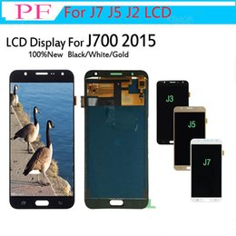 SamSung j7 replacement online shopping - TFT LCD For Samsung J2 J3 J5 J7 LCD Display Touch Screen Digitizer Assembly Replacement LCD For Galaxy J5 J7