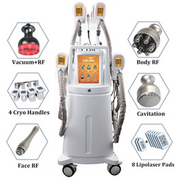 body contour machine NZ - Clinic Use Cryolipolysis RF Cavitation Machine Zelitq Freeze Fat Slimming Cool Shaping Body Contour Fat Cellulite Reduction Equipment
