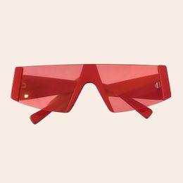 $enCountryForm.capitalKeyWord UK - Men And Women Designer Luxury Colorful Rimless Big Size Square Sunglasses UV400 Fashion Style Sun Glasses Female Lady Goggle Shades With Box