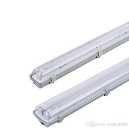 Опт Crestech LED-прибор T8 4FT 1.2M TRI-доказательство светодиодных лесоподжерных легкой поддержки.