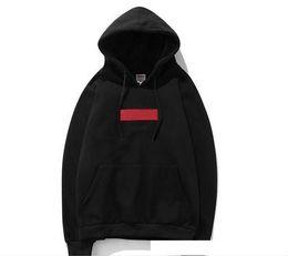 $enCountryForm.capitalKeyWord Australia - Discount Pullover Hoodies For Men Summer New Classic Embroidery Red Mark Hooded Long-Sleeved Men's Sweater BASEBALL SWEATSHIRT