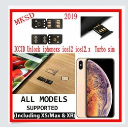 Air Sim Card Australia - NEW 2019 BEST MKSD Air ICCID Unlock iphone xs ios12.3 ios12.2 iphone xr iphone xs max Turbo sim unlocking chip card gold black