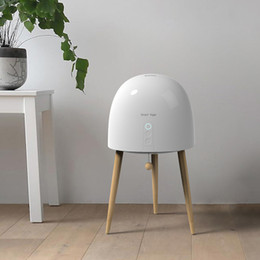 Product Ion Australia - New Products Mini Small White Negative Ion Humidifier Floor Stand Aromatherapy Humidifier Air Purification Humidification