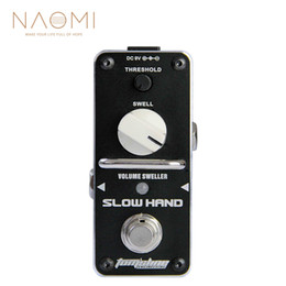 Echo Pedals Australia - NAOMI Guitar Effect Pedal AROMA ASH-3 Guitar Effect Pedal Mini Digital Electric Guitar Effect Pedal Ture Bypass