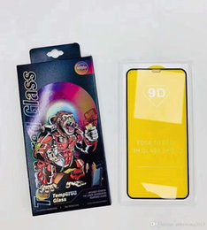 $enCountryForm.capitalKeyWord Australia - 2019 Newest 5D 6D 9D 21D Mobile Phone Tempered Glass Screen Protector For iPhone 6S Plus Redmi K20 Pro 7A Note 7 Pro Nova 5i With Retail Box