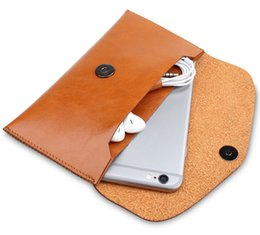 """Iphone Leather Sleeve Cases Australia - For Apple iPhone 8 8 Plus 4.7 5.5"""" Ultra Thin Luxury Microfiber Leather Sleeve Pouch Bag Case Cover Wallet for iphone X 5.8inch"""