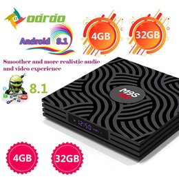 Android Tv Box Fast Australia - Hot M9S Y1 Android 8.1 TV Box RK3328 Quad Core 4GB 32GB 2.4G Wifi Bluetooth 4.0 Fast Boot USB3.0 H.265 HDR10 3D 4K iptv Media Player