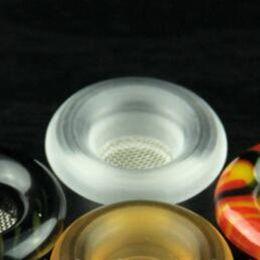 $enCountryForm.capitalKeyWord Australia - 810 Drip Tip Wide Bore Mouthpie Flat Epoxy Resin with Metal Net Anti-fried Oil for all 810 drip tips RDA RTA Atomizers