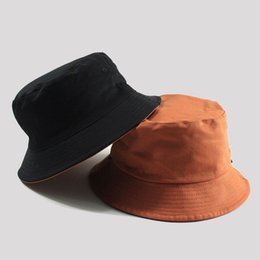 Head summer cap online shopping - Large size fishing hats big head man summer sun hat two sides wear panama caps plus sizes bucket hats cm cm cm
