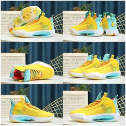 light up basketball shoes men Canada - wholesale 2020 Hot sale high quality Blue O Men Kids Basketball Shoes Sport Sneaker Red explosively light Athletic Trainer