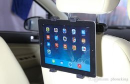 $enCountryForm.capitalKeyWord NZ - For Self-driving Tour Car Back Seat Tablet Stand Headrest Mount Holder for iPad Air Ipad Mini Tablet SAMSUNG PC Stands Universal