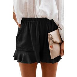 Wholesale customizable clothes resale online - 2020 New Customizable Gothic Short Womens Vintage Kilt Scotland Kendo Pocket Skirts Scottish Clothing Pleated Skirt Trousers