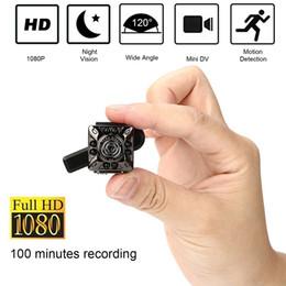 $enCountryForm.capitalKeyWord Australia - SQ10 Mini WiFi camera 1080P HD Remote playback video small micro cam Motion Detection Night Vision Home Monitor Infrared Night