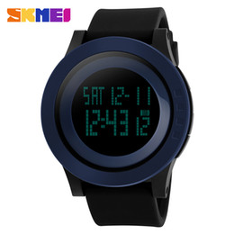 $enCountryForm.capitalKeyWord Australia - SKMEI Digital Sport Watch Men Chronograph EL Light Mens Wrist Watches Date 12 24 Hours Alarm Clock Man Relogio Masculino 1142