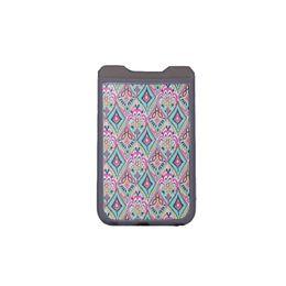 $enCountryForm.capitalKeyWord UK - Wholesale Lilly Custom Phone Card Holder Inspired Stick on Card Holder Mothers Day Gift Credit Card Holder DOM-108587
