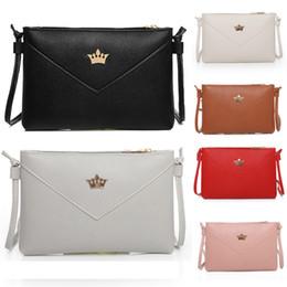 0990e83066d7 Cheap Women Leather Cross body Bag Pure Color Shoulder Bags Messenger pack  Coin pack for girls luxury handbags women bags designer