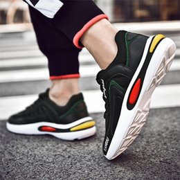 $enCountryForm.capitalKeyWord Australia - Spring 2019 And Summer Leisure Men S Breathable Fashion Shoes Women S Fashion Shoes Young Men S Running Shoes With Large Mesh Boxes