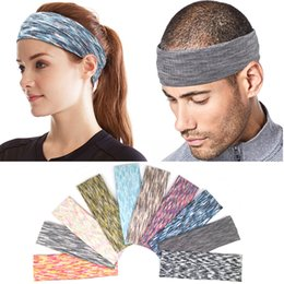 $enCountryForm.capitalKeyWord Australia - Sport Headbands Back Stretch Sweatbands Yoga Hair Band Men Women Bands scarves for Running Jogging