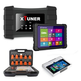 Honda Engines Australia - Vpecker T1 HD Heavy Duty Trucks WIFI Auto Diagnostic Tool Engine Airbag ABS DPF EGR Reset +8' Tablet OBD2 Automotive Scanner