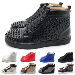 5c1839c77e6d White rubber bands online shopping - Luxury Designer Men Women Red Bottom Flats  Shoes Glittery Bottom
