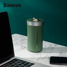 rohs charger Australia - Baseus Humidifier Aroma Diffuser For Car Home Mini Ultrasonic Mist Maker Aromatherapy Essential Oil Difuser Aroma Difuser Fogger