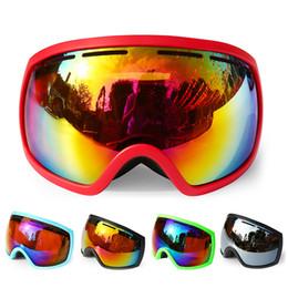 $enCountryForm.capitalKeyWord Australia - YFXcreate New style ski goggles Large-field spherical double-layer anti-fog ski glasses Outdoor sports equipment 202-1016
