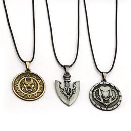 Necklaces Pendants Australia - JOJOS BIZARRE ADVENTURE Necklace Higashikata Josuke Metal Pendant Rope Chain Choker Necklaces KILLER QUEEN Gifts Anime Jewelry