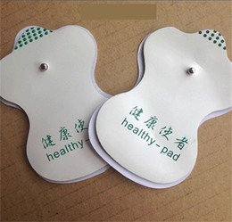 $enCountryForm.capitalKeyWord Australia - Massage Electrode Antistress Tens Acupuncture Pad Body Massage Digital Therapy Machine EMS Pads Massager Patches Vibrator
