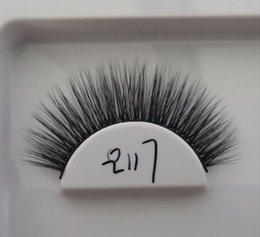 $enCountryForm.capitalKeyWord NZ - Q117 False eyelashes 3D chemical fiber 0.07 soft natural realistic custom brand custom packaging handmade wholesaler
