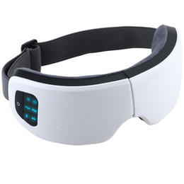Light eye instrument hot compress air pressure eye massager temperature strength can be adjusted massager eyecare instrument on Sale