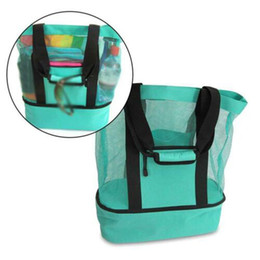 Wholesale Multifunction Picnic Beach Insulation Bag Outdoor Camping Lunch Bag BB55