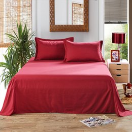 $enCountryForm.capitalKeyWord Australia - Newest 90*230cm Fitted Sheet Students Dormitary Bed Sheets Children bed hair piece Bed Linens Solid Color
