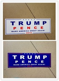 $enCountryForm.capitalKeyWord Australia - Donald Trump 2020 Car Stickers Bumper Sticker Keep Make America Great Decal for Car Styling Vehicle Paster Wall Sticker
