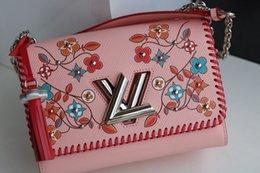 $enCountryForm.capitalKeyWord Australia - New Best Lady package Women's shoulder bag Girl fashion accessories 2019 new products Boutique Pretty gorgeous Elegant shoulder 23*18*8cm
