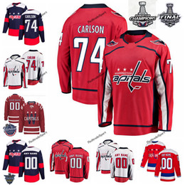 e472737cae7 Hockey Jerseys Carlson Canada - 2018 Stanley Cup Final Washington Capitals  Stadium Series John Carlson Hockey