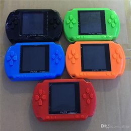 16 bit portable console online shopping - Game Player PXP3 Bit Inch LCD Screen Handheld Video Game Player Consoles Mini Portable Game Box FC