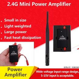 $enCountryForm.capitalKeyWord Australia - FPV 2000MW 2.4G Mini Power Amplifier Long Distance Remote Control Extend Range