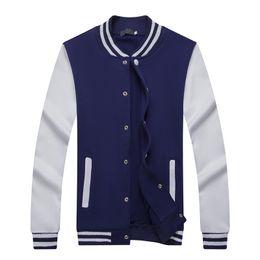 $enCountryForm.capitalKeyWord UK - Hoodies Men Black Cotton Fashion Hip Hop Coat Capless Sweatshirt men's baseball Uniform Korean Casual Clothes