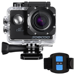 $enCountryForm.capitalKeyWord Australia - Original SOOCOO C30R Action Camera 12MP 4K Wifi Ultra HD 1080P 60FPS Waterproof Mini Cam Bike Outdoor Dv Sport Cameras With Remote Control