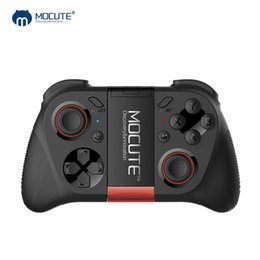 Android Gamepad Controller Australia - VR Game Pad Android Joystick Bluetooth Controller Selfie Remote Control Shutter Gamepad for PC Smart Phone + Holder
