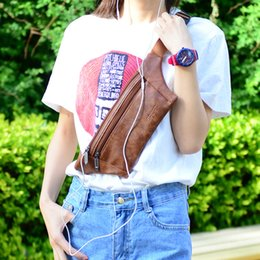 $enCountryForm.capitalKeyWord Australia - 2019 HOT Women Bag Travel Waist Fanny Pack Holiday Money Belt Wallet PU Leather Mini Bum Bag Pouch Leisure Fashion Chest