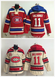 $enCountryForm.capitalKeyWord Australia - Factory Outlet, 2015 cheap stitched Montreal Canadiens ice hockey hoodie #11 Brendan Gallagher Jersey Hockey Hoodies Sweatshirts with size:m