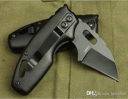 $enCountryForm.capitalKeyWord UK - COLD STEEL X37 710MTS Folding Pocket Knife 440C Blade Aluminum Handle Camping Survival Knife 6pcs freeshipping Adnb